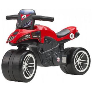 FALK - Dětské odrážedlo Moto Racing Team červené