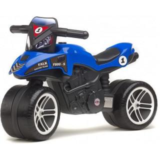 FALK - Dětské odrážedlo Moto Racing Team modré