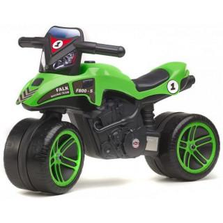 FALK - Dětské odrážedlo Moto Racing Team zelené