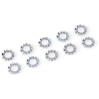 Podložka pojistná M3 zink. ocel (10)