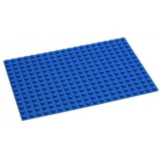 HUBELINO Podložka na stavění 20 x 14 bodů modrá