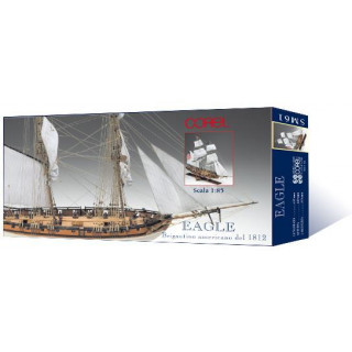COREL Eagle briga 1812 1:85 kit