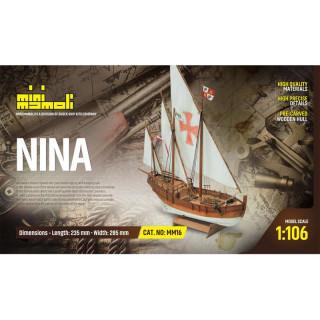 MINI MAMOLI Nina 1:106 kit