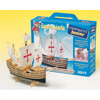 CONSTRUCTO Santa Maria Junior kit