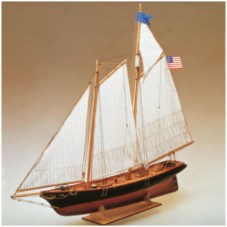 CONSTRUCTO America škuner 1851 1:56 kit