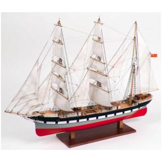 CONSTRUCTO Galatea/Glenlee školní plachetnice 1922 1:140 kit