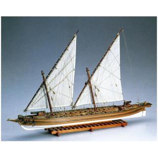 AMATI Arrow bitevní loď 1814 1:55 kit