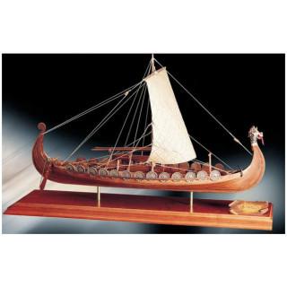 AMATI Oseberg vikingská loď 1:50 kit