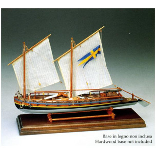AMATI Švédská válečná loď 1775 1:35 kit