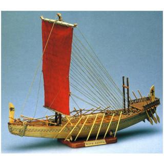 AMATI Navae Egizia egyptská loď 1:50 kit