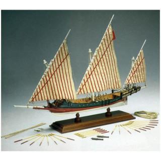 AMATI Řecká Galeotta 1821 1:65 kit