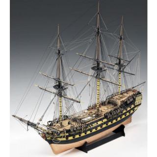 VICTORY MODELS H.M.S. Vanguard 1798 1:72 kit