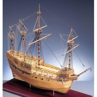 CALDERCRAFT Mary Rose 1509 1:80 kit