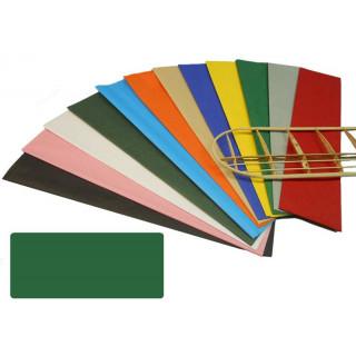Krick potahový papír zelený 18g/m2 51x76cm (2)