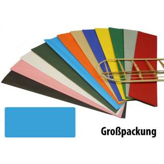 Krick potahový papír tyrkysový 18g/m2 51x760 mm (50)