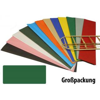 Krick potahový papír zelený 18g/m2 51x76cm (50)