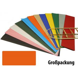 Krick potahový papír oranžový 18g/m2 51x76cm (50)