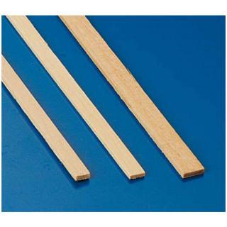 Krick Lišta abachi 2x7mm 1m (10)