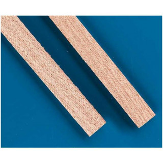 Krick Lišta mahagon sapelli 1x4mm 1m (10)