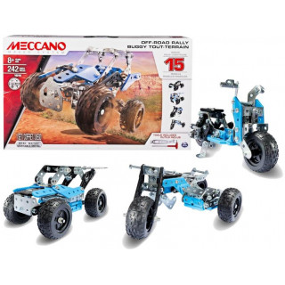 MECCANO - OffRoad Rally 15