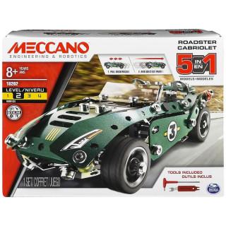 MECCANO - Roadster se setrvačníkem 2