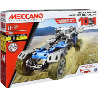 MECCANO - Rally s motorem 10