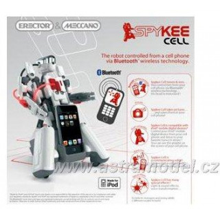 MECCANO - Robot Spykee Cell