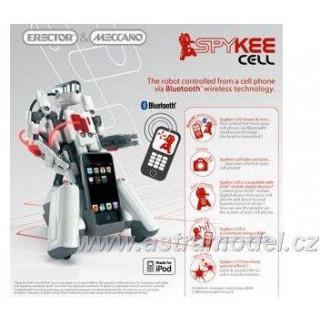 MECCANO - Robot Spykee Cell