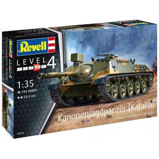Plastic ModelKit  military 03276 - Kanonenjagdpanzer (1:35)