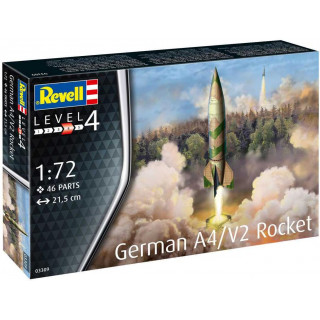 Plastic ModelKit  03309 - German A4/V2 Rocket (1:72)