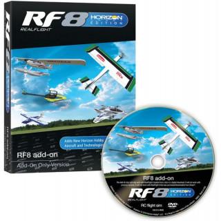 RealFlight 8 simulátor Horizon Hobby doplněk