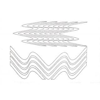 XXX Main - Airbrush šablona - Flow Paint