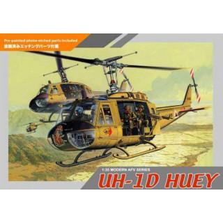 Model Kit vrtulník 3538 - UH-1D HUEY (1:35)