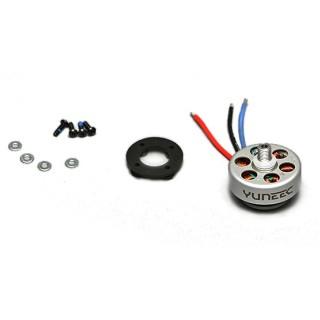 Q500 - Brushless motor A, ve směru hodinový ručiček (levý přední / pravý zadní)