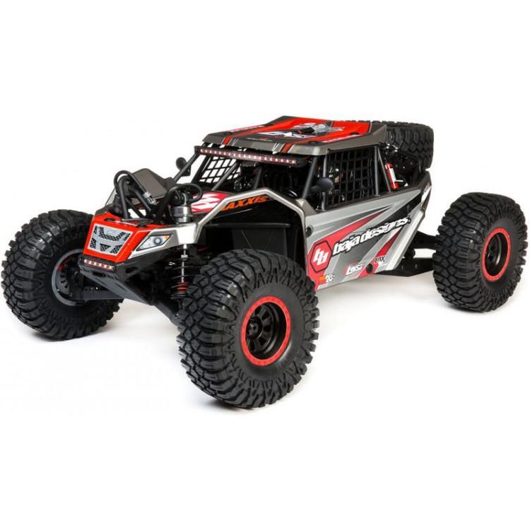 Losi Super Rock Rey 1:6 4WD AVC RTR BajaDesigns