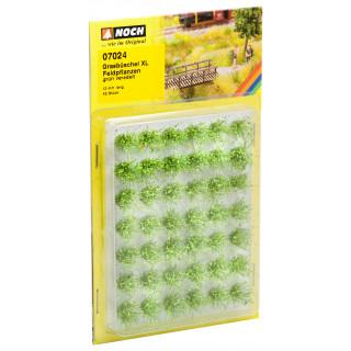 Travní trsy mini set XL, polní rostliny, 12mm