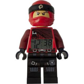 LEGO hodiny s budíkem - Ninjago Kai