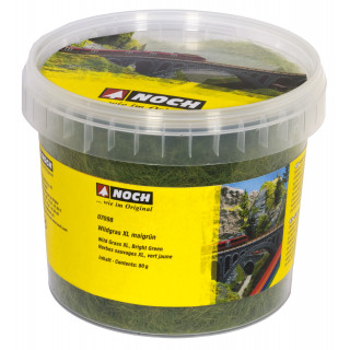 Divoká tráva XL, jasně zelená, 12mm, 80g
