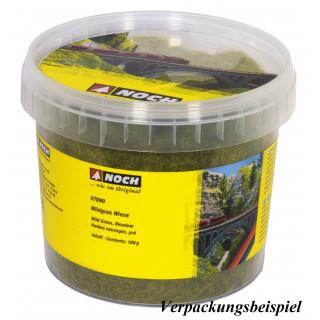 Divoká tráva XL, tmavě zelená, 12mm, 80g