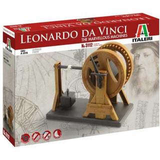 Leonardo Da Vinci 3112 - Leverage Crane