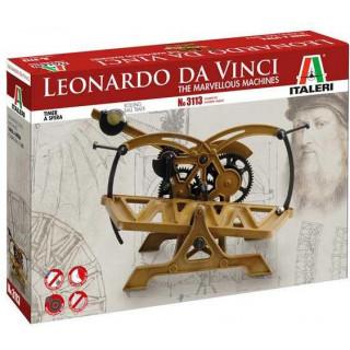 Leonardo Da Vinci 3113 - Rolling ball timer