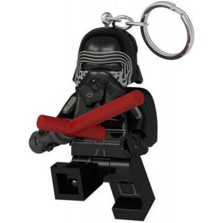 LEGO svítící klíčenka - Star Wars Kylo Ren s mečem