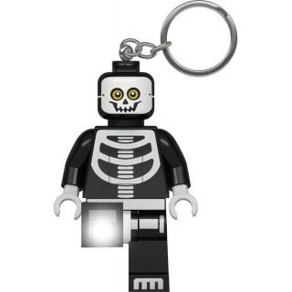 LEGO svítící klíčenka - Kostlivec