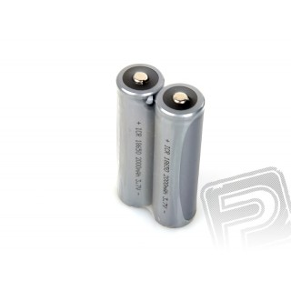 18650 batteries for SteadyGim3 PRO stabilizátor (2 ks)