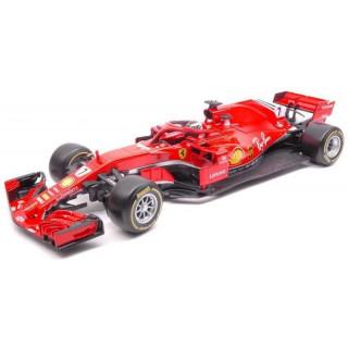 Bburago Ferrari Racing SF17-H 1:18 NO7 Raikkonen
