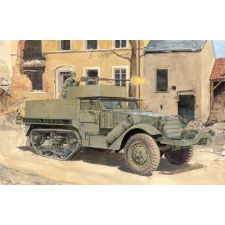 Model Kit military 6332 - M3A1 HALF-TRACK (3 IN 1) (SMART KIT) (1:35)