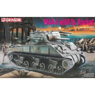 Model Kit military 6041 - M4A4 w/60lb ROCKET (1:35)
