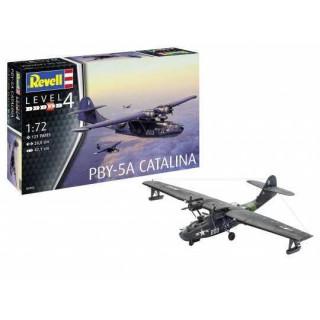 Plastic ModelKit letadlo 03902 - PBY-5a Catalina (1:72)