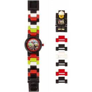 LEGO hodinky - City Fire fighter