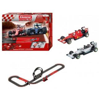 Autodráha Carrera D143 40031 Speed Course
